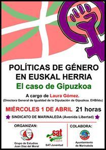 Políticas de género Marinaleda