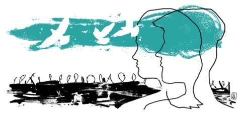 Ilustración para el artículo